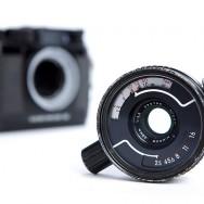 Funky underwater camera